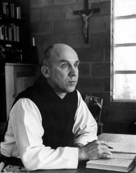 Portrait of Thomas Merton