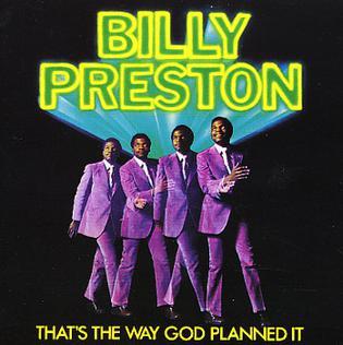 <i>Thats the Way God Planned It</i> 1969 studio album by Billy Preston