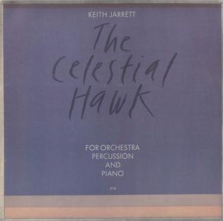 <i>The Celestial Hawk</i> 1980 studio album by Keith Jarrett