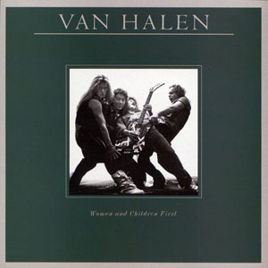 <i>Women and Children First</i> 1980 studio album by Van Halen