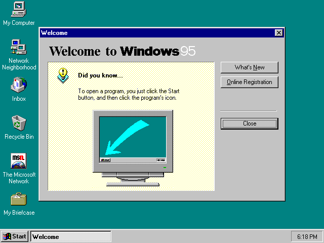 windows 95 wikipedia