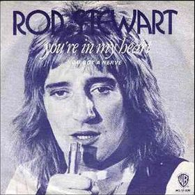 Youre in My Heart (The Final Acclaim) 1977 single by Rod Stewart