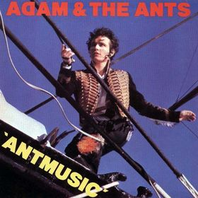 Antmusic 1980 single by Adam and the Ants
