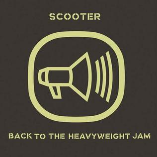 <i>Back to the Heavyweight Jam</i> 1999 studio album by Scooter