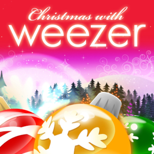 Weezer - Christmas with Weezer ep cover