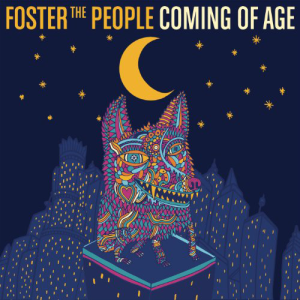 Foster the People — Coming of Age (studio acapella)