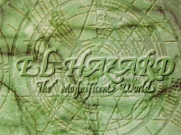 El Hazard 2 The Magnificent World