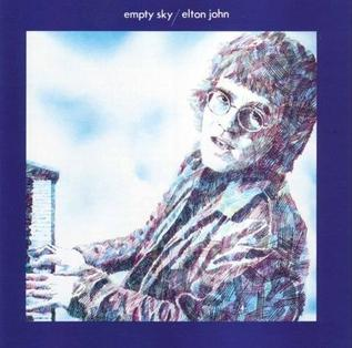 Empty Sky, Elton John's 1969 debut album, went largely unnoticed.