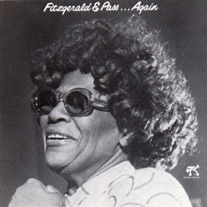 <i>Fitzgerald and Pass... Again</i> 1976 studio album by Ella Fitzgerald and Joe Pass