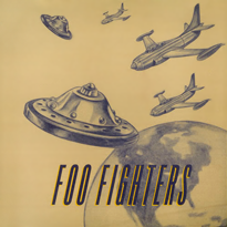 Foo fighter singles