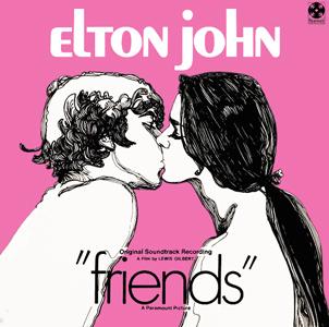 <i>Friends</i> (film soundtrack) soundtrack album by Elton John for the 1971 film Friends