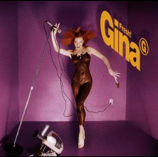 <i>Fresh!</i> 1997 studio album by Gina G
