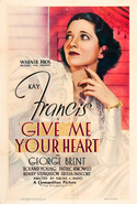 <i>Give Me Your Heart</i> (film) 1936 film by Archie Mayo