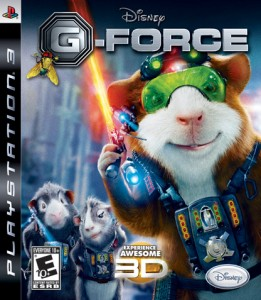 G Force Video Game Wikipedia