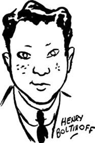 Henry Boltinoff cartoonist