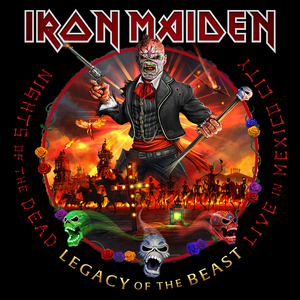 <i>Nights of the Dead</i> 2020 live album by Iron Maiden