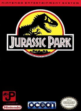 Jurassic Park (NES video game) Jurassic Park NES video game Wikipedia