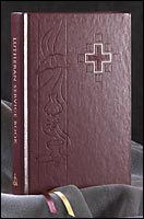 The pew edition of Lutheran Service Book