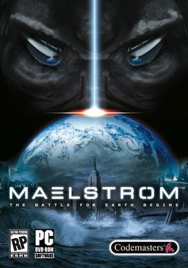 Maelstrom Video Game Wikipedia
