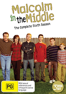 <i>Malcolm in the Middle</i> (season 6) Season of television series