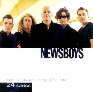 <i>The Ultimate Collection</i> (Newsboys album) compilation album by Newsboys