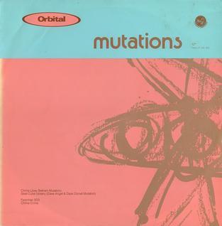 <i>Mutations EP</i> 1992 EP by Orbital
