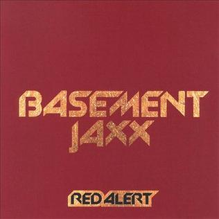Basement Jaxx - Red Alert (studio acapella)