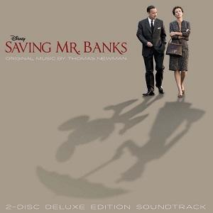 <i>Saving Mr. Banks</i> (soundtrack) 2013 soundtrack album by Thomas Newman