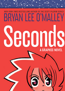 Image result for Seconds by Bryan Lee O'Malley