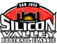 Silicon Valley Football Classic logo