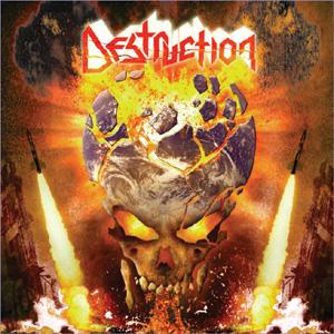 <i>The Antichrist</i> (album) 2001 studio album by Destruction