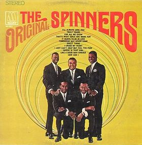 <i>The Original Spinners</i> 1967 studio album by The Spinners