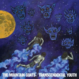 <i>Transcendental Youth</i> 2012 studio album by the Mountain Goats