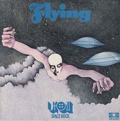 <i>UFO 2: Flying</i> 1971 studio album by UFO
