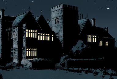 Wayne Manor Wikipedia