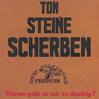 <i>Warum geht es mir so dreckig?</i> 1971 studio album by Ton Steine Scherben