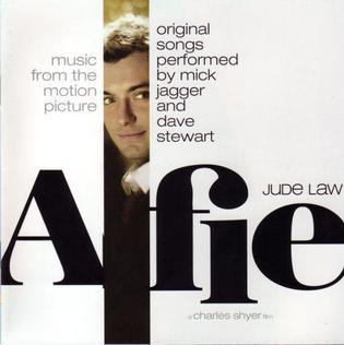 <i>Alfie</i> (2004 film soundtrack) 2004 soundtrack album from Alfie by Mick Jagger and David A. Stewart