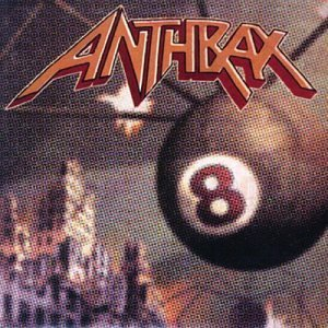 <i>Volume 8: The Threat Is Real</i> 1998 studio album by Anthrax