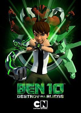 Ben 10: Destroy All Aliens - Wikipedia