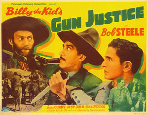 <i>Billy the Kids Gun Justice</i> 1940 film by Sam Newfield