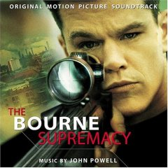 The Bourne Supremacy: Original Motion Picture ...