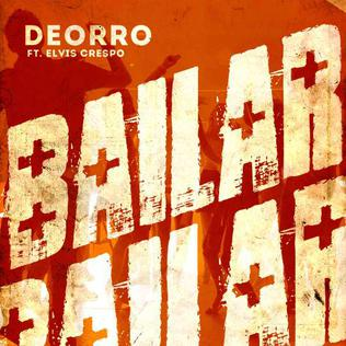 Bailar (song) 2016 single by Deorro featuring Elvis Crespo