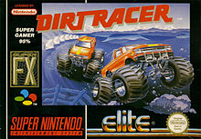 <i>Dirt Racer</i> 1995 racing video game