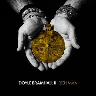 <i>Rich Man</i> (album) 2016 studio album by Doyle Bramhall II