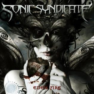<i>Eden Fire</i> 2005 studio album by Sonic Syndicate
