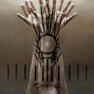 <i>RIITIIR</i> 2012 studio album by Enslaved