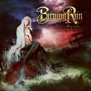 <i>Face the Music</i> (Burning Rain album) 2019 studio album by Burning Rain