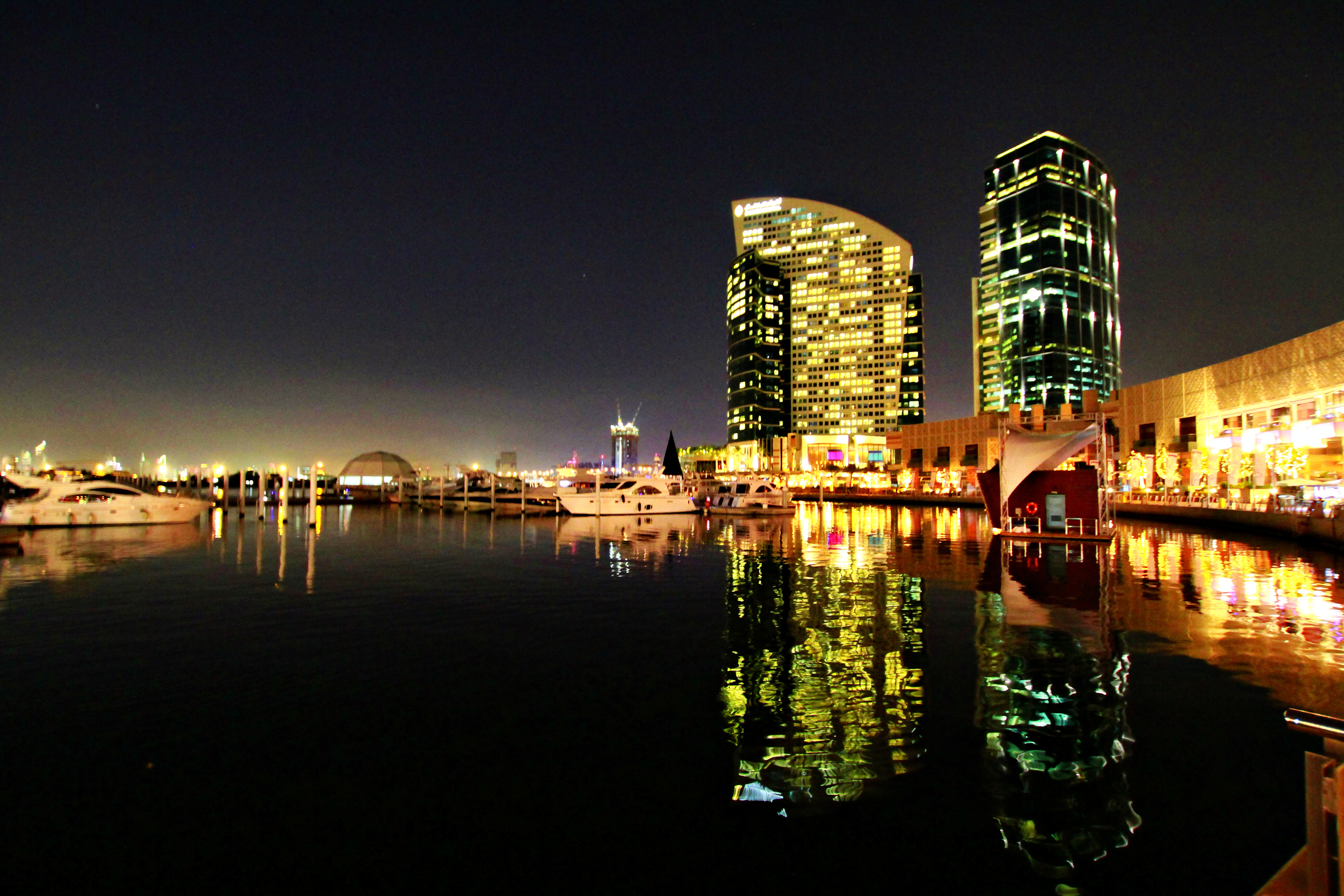 Intercontinental Dubai Festival City Hotel