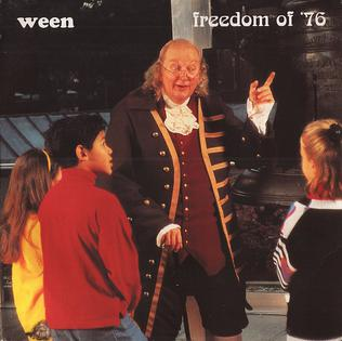 <i>Freedom of 76</i> 1994 EP by Ween