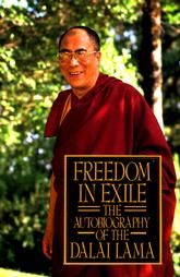 <i>Freedom in Exile</i> book by Tenzin Gyatso